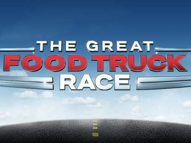 The Great Food Truck Race Logo
